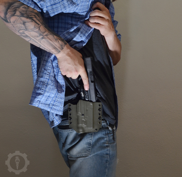 Handgun holster selection II: how will you carry? photo