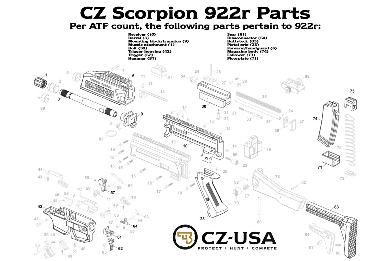 Cz Scorpion Evo 3 S1 Upgrade Buyers Guide
