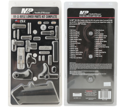 Bti M P Ar15 Lower Parts Kit