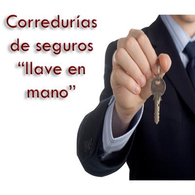 Correduria llave en mano