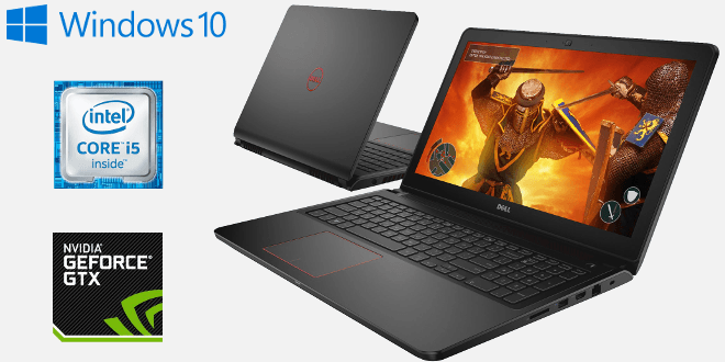 Inspiron Gaming Edition i15-7559-A10