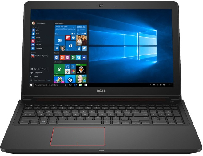 Dell Inspiron Gaming Edition i15-7559-A10