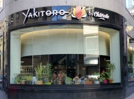 Yakitoro, el restaurante de Chicote (Madrid)