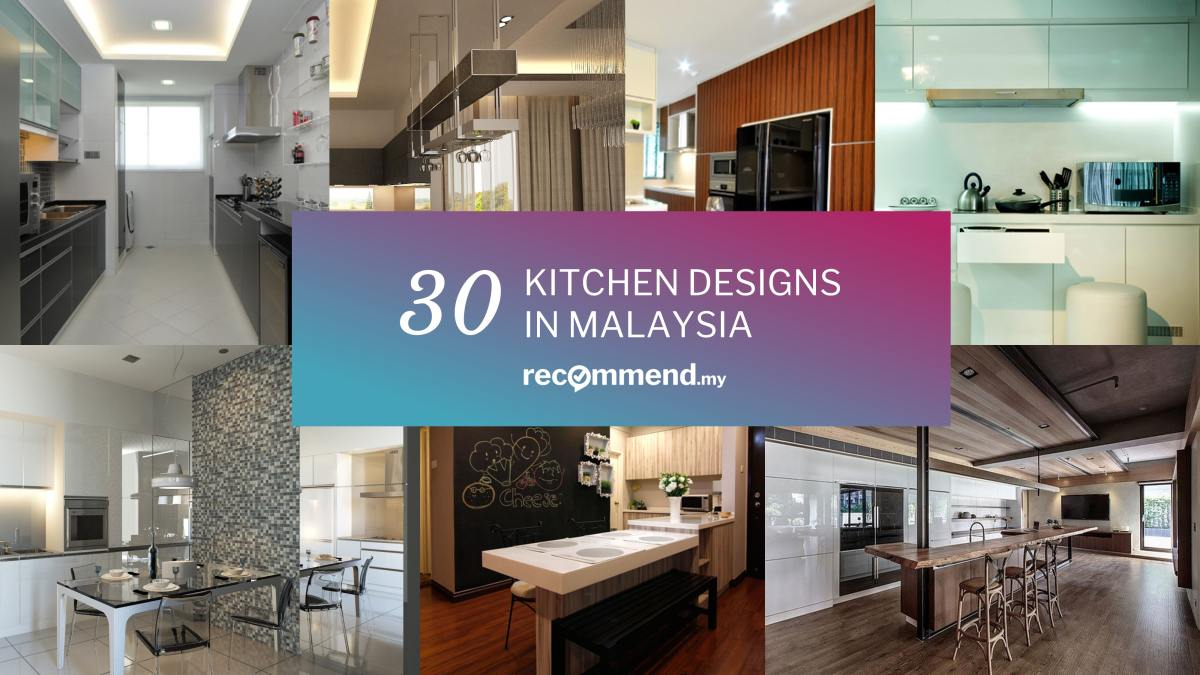 30 Kitchen Designs From Malaysian Interior Designers Part 61