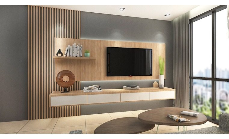 Woodwork Ideas Living Room