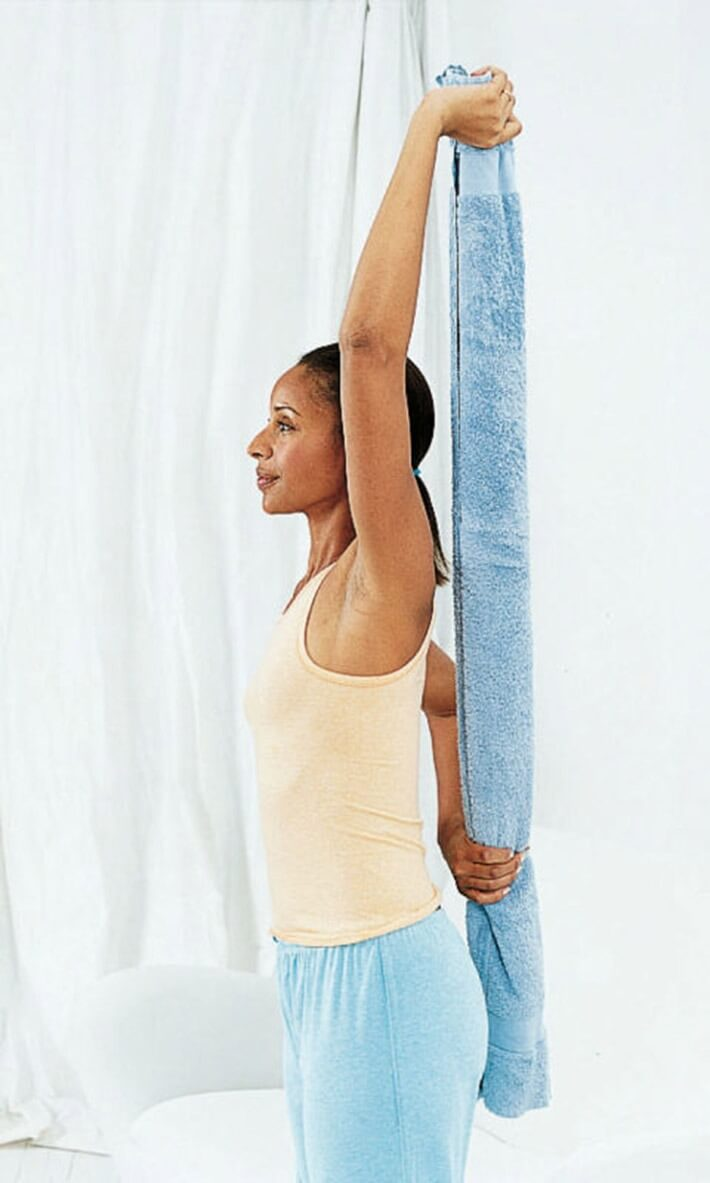 Arm Extension, Starting Position