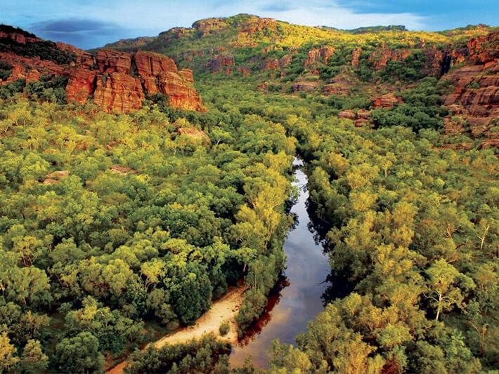 Darwin to Adelaide road trip