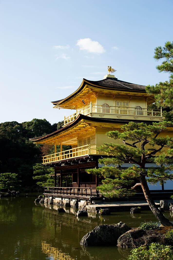 Kinkaku-ji, Kyoto City