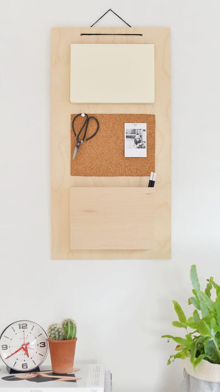 DIY - Hanging Organiser