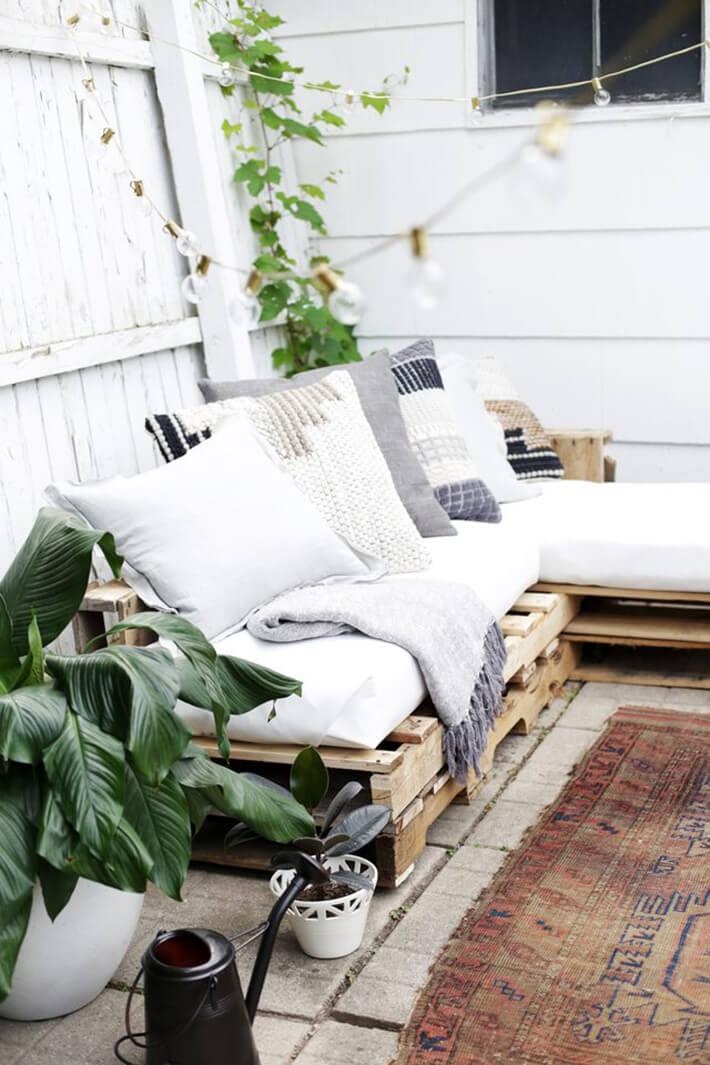 DIY - Pallet Sofa