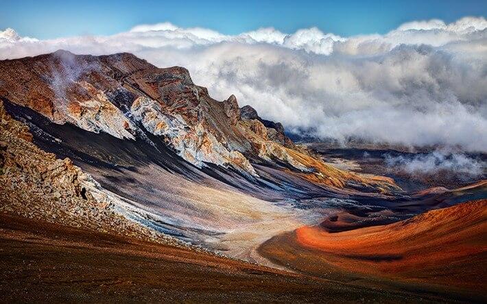 Haleakala National Park, Maui