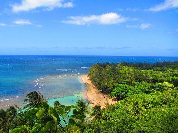 Ke'e Beach Park, Kauai
