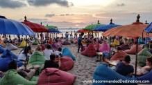 La Plancha Seminyak Beach in Bali