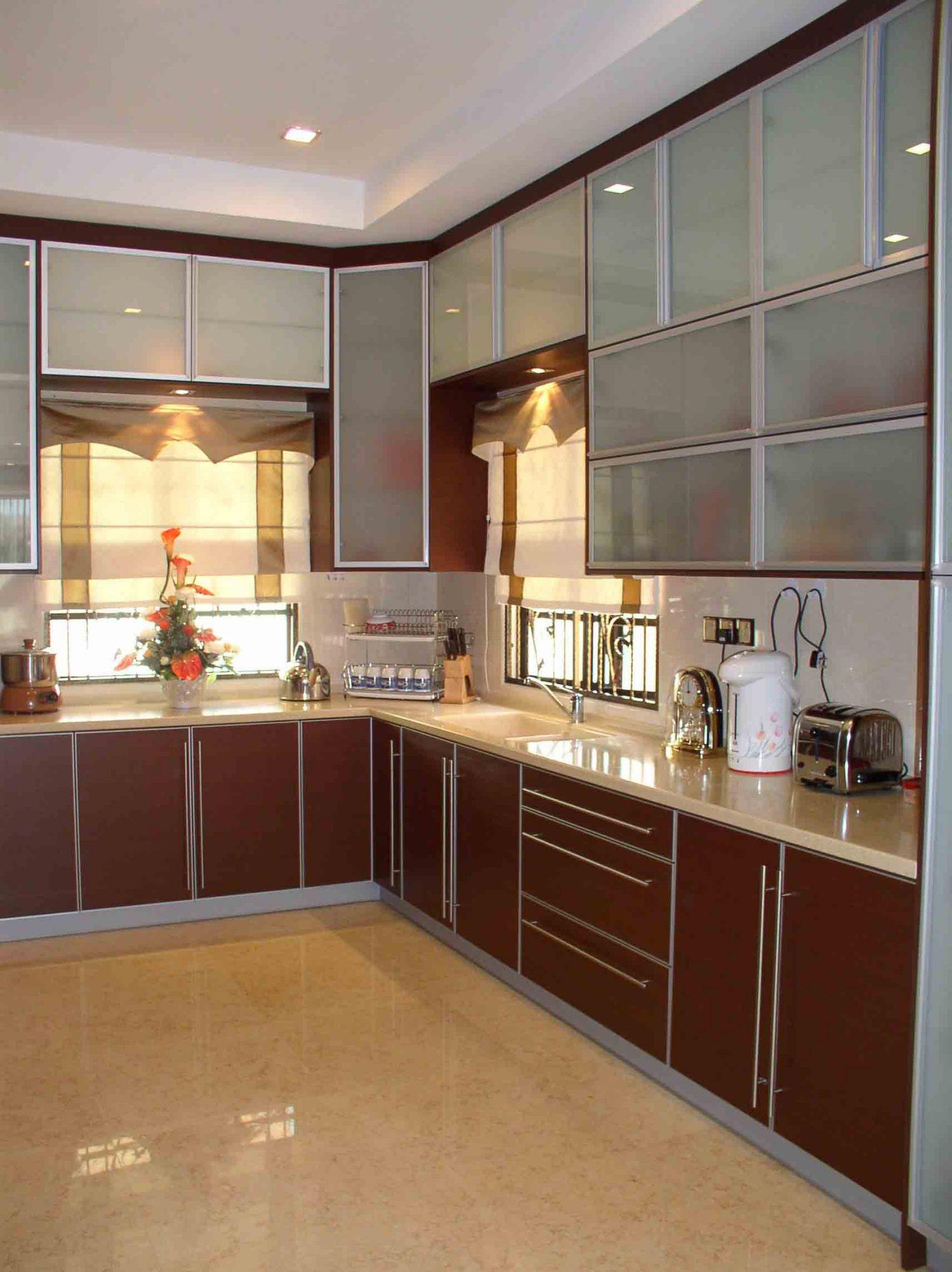 Kitchen Wall Cabinet Designs