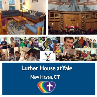luther house at yale new haven ct fb