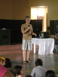 zac preaching