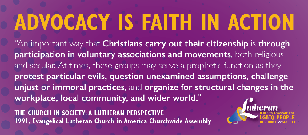 Elca social statement on human sexuality