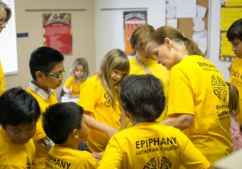 A New RIC Community: Epiphany Lutheran Church (Oviedo, FL)