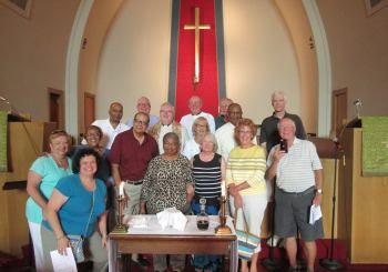 A New RIC Community: Messiah Lutheran Church (Harrisburg, PA)