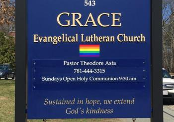 A New RIC Community: Grace Lutheran Church (Needham, MA)