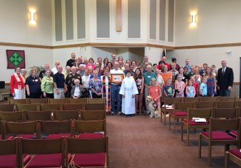 A New RIC Community: Faith Lutheran Church (Okemos, MI)
