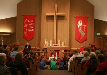 A New RIC Community: First Evangelical Lutheran Church (Mount Vernon, WA)
