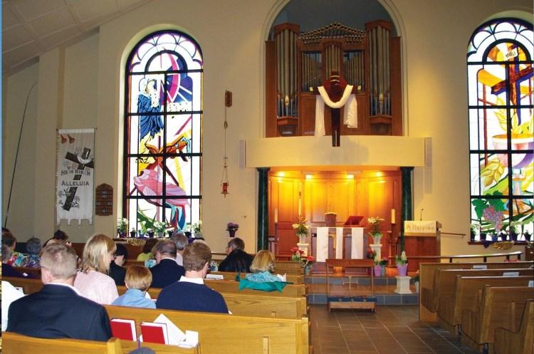 A New RIC Community: St. Timothy Lutheran Church (Hendersonville, TN)