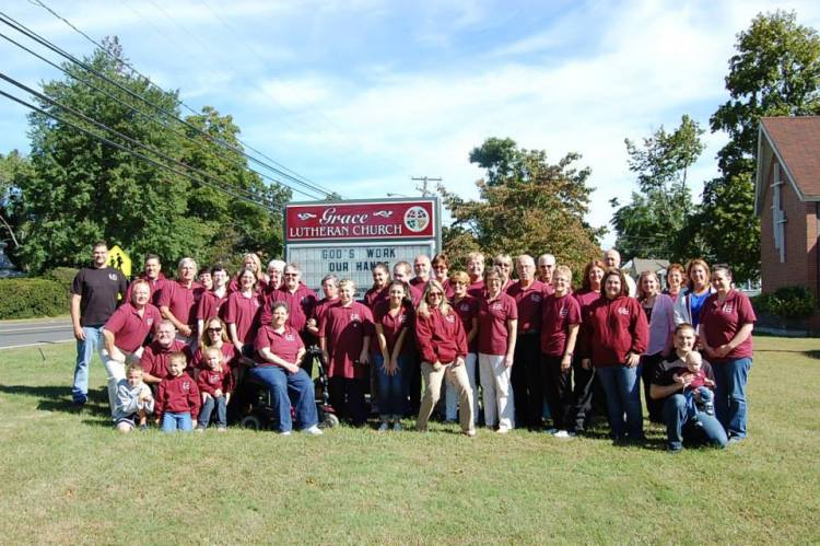 A New RIC Community: Grace Lutheran Church (Plainville, CT)