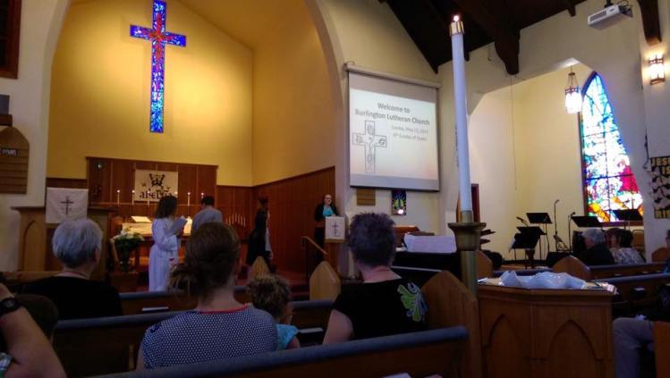 A New RIC Community: Burlington Lutheran Church (Burlington, WA)