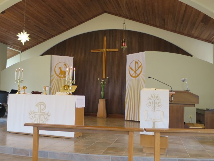 A New RIC Community: St. Timothy Lutheran Church (Monterey, CA)