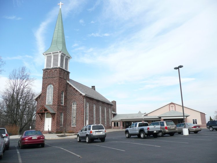 A New RIC Community: Robeson Evangelical Lutheran Church (Mohnton, PA)