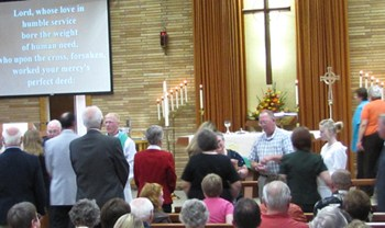 A New RIC Community: St. John's Lutheran Church (Evansville, WI)