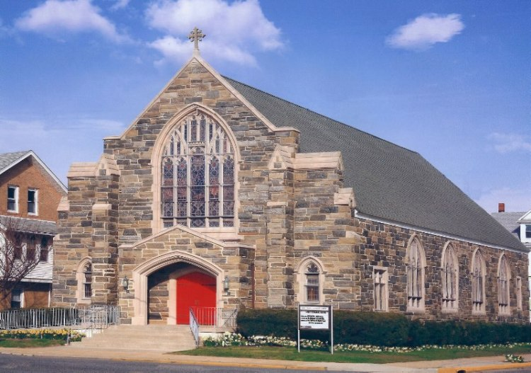 A New RIC Community: Holy Trinity Lutheran Church (Wildwood, NJ)