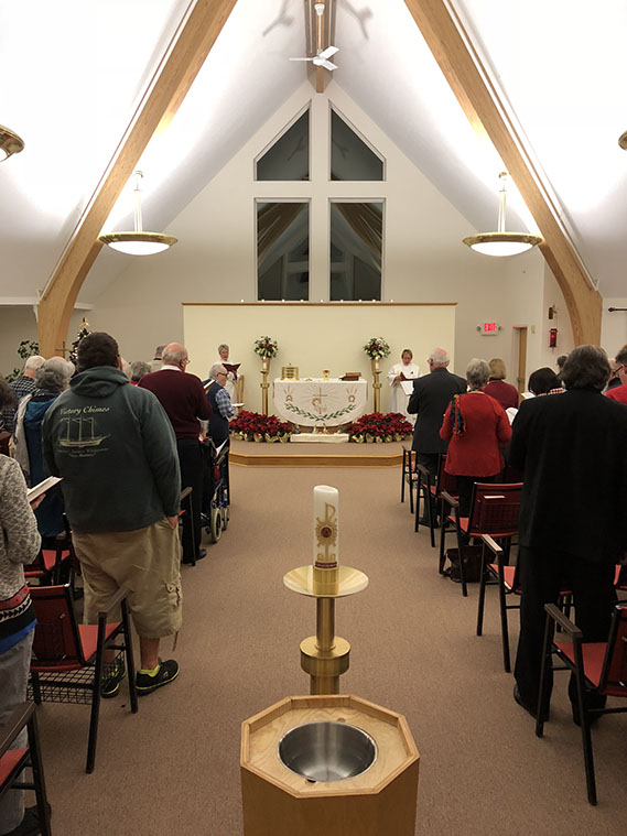 A New RIC Community: Nativity Lutheran Church (Rockport, ME)