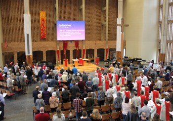 A New RIC Community: Westwood Lutheran Church (St. Louis Park, MN)