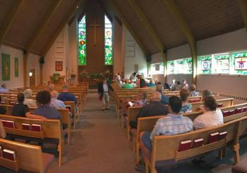 A New RIC Community: Concordia Lutheran Church (Concord, NH)