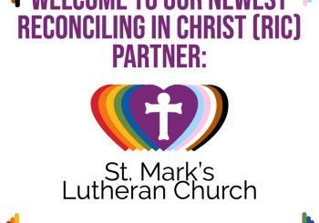 A New RIC Community: St. Mark's Lutheran Church (Aurora, IL)