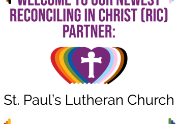 A New RIC Community: St. Paul's Lutheran Church (Waukegan, IL)