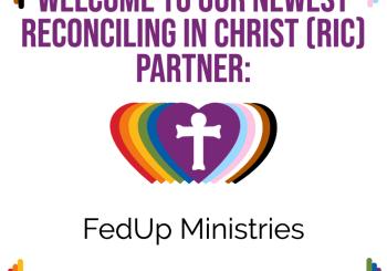 A New RIC Community: FedUp Ministries (Ann Arbor, MI)
