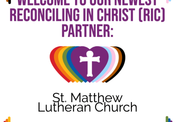 A New RIC Community: St. Matthew Lutheran Church (Itasca, IL)