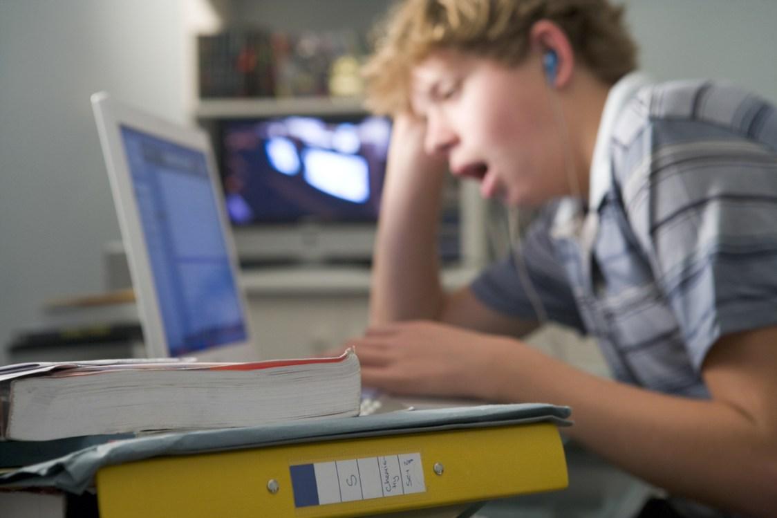 Datorspelsberoende ungdom