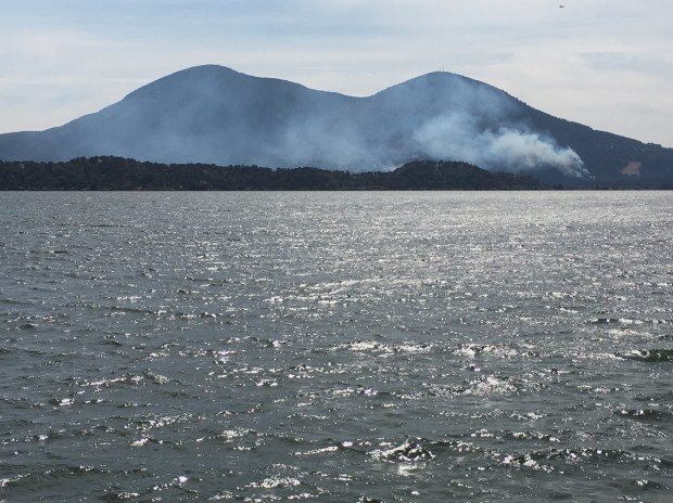 UPDATE: Golf Fire evac order lifted, firefight continues
