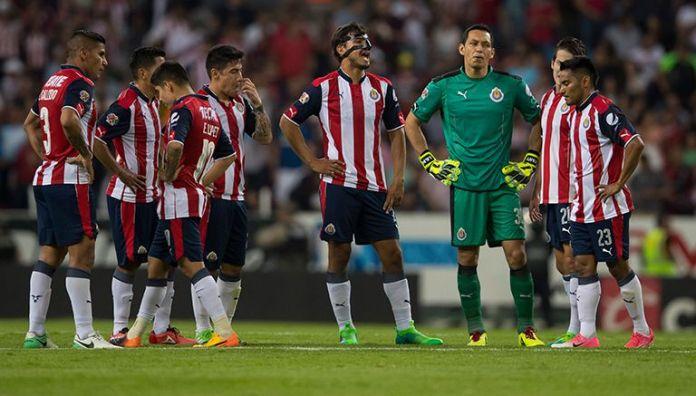 Chivas se lamenta en juego contra Altas