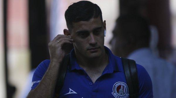 Jugador del Atlético de San Luis pidió a evitar la violencia en Aguascalientes