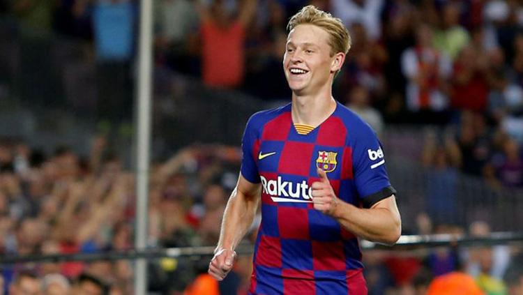 Bayern Munich buscaría el fichaje de Frenkie de Jong ante la crisis del  Barcelona   RÉCORD