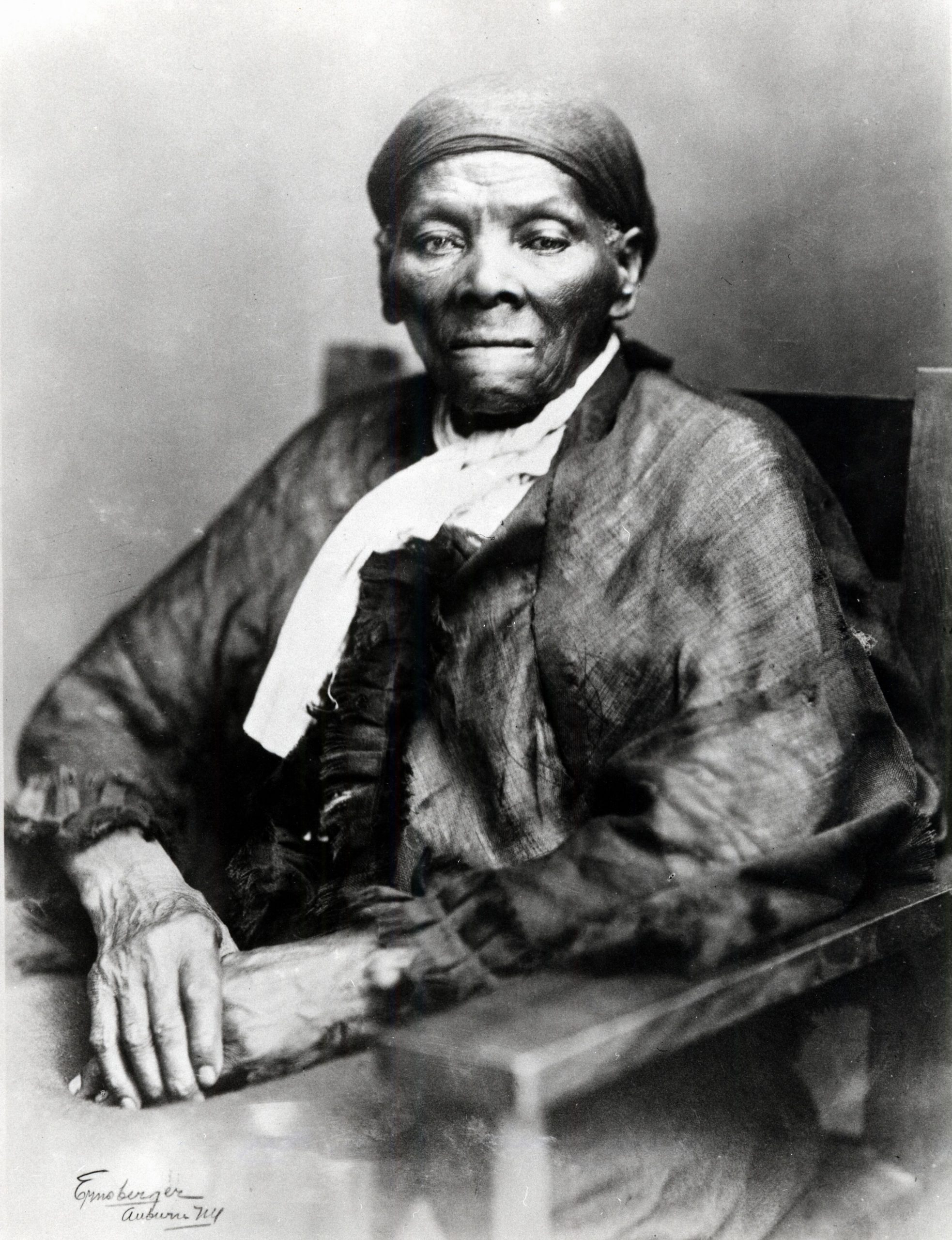 For The Genealogist Harriet Tubman The Lady The Land