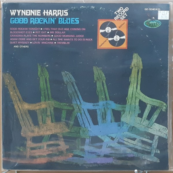 "HARRIS, WYNONIE - ""Good Rockin' Blues"""