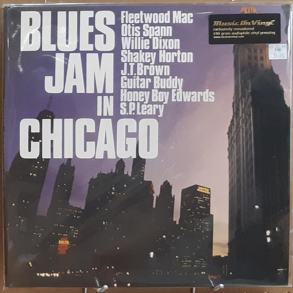 BLUES JAM IN CHICAGO - various artists - SEALED