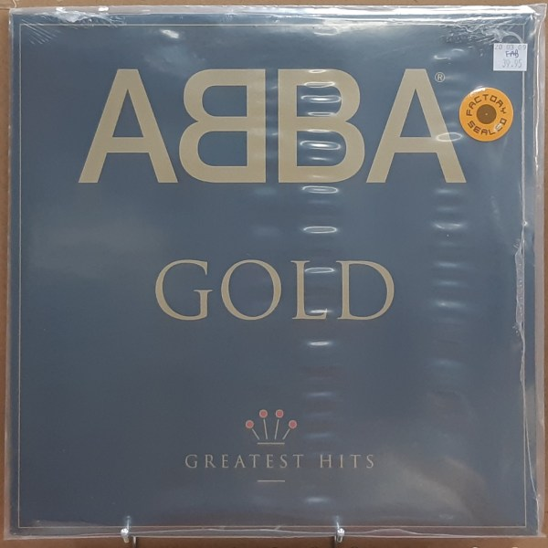 "ABBA - ""Gold / Greatest Hits"" - SEALED"
