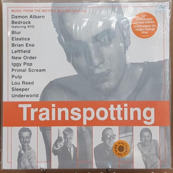 TRAINSPOTTING - Soundtrack - SEALED